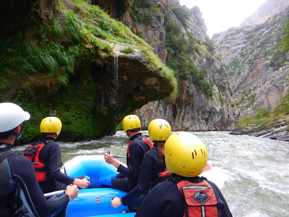Rafting Collegats